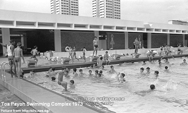 Swimming lessons Toa Payoh