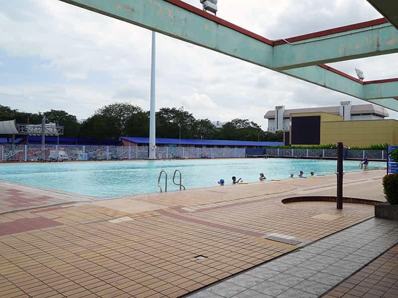 Kallang Basin Swimming Complex