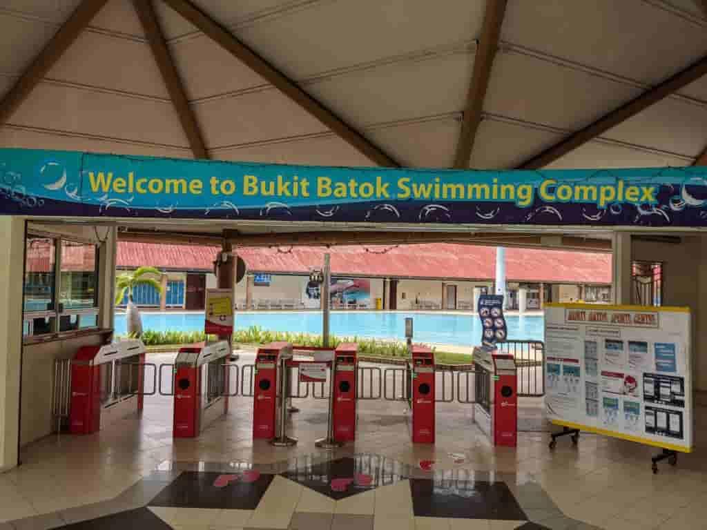 Bukit batok swimming complex